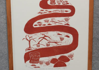 2014 Section 2 – Works on Paper Award
