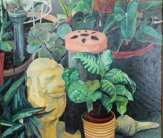 2015 Section 1: Easel Painting Award