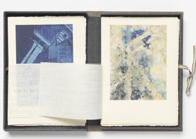 2017: Section 5 –  Artists Book Award
