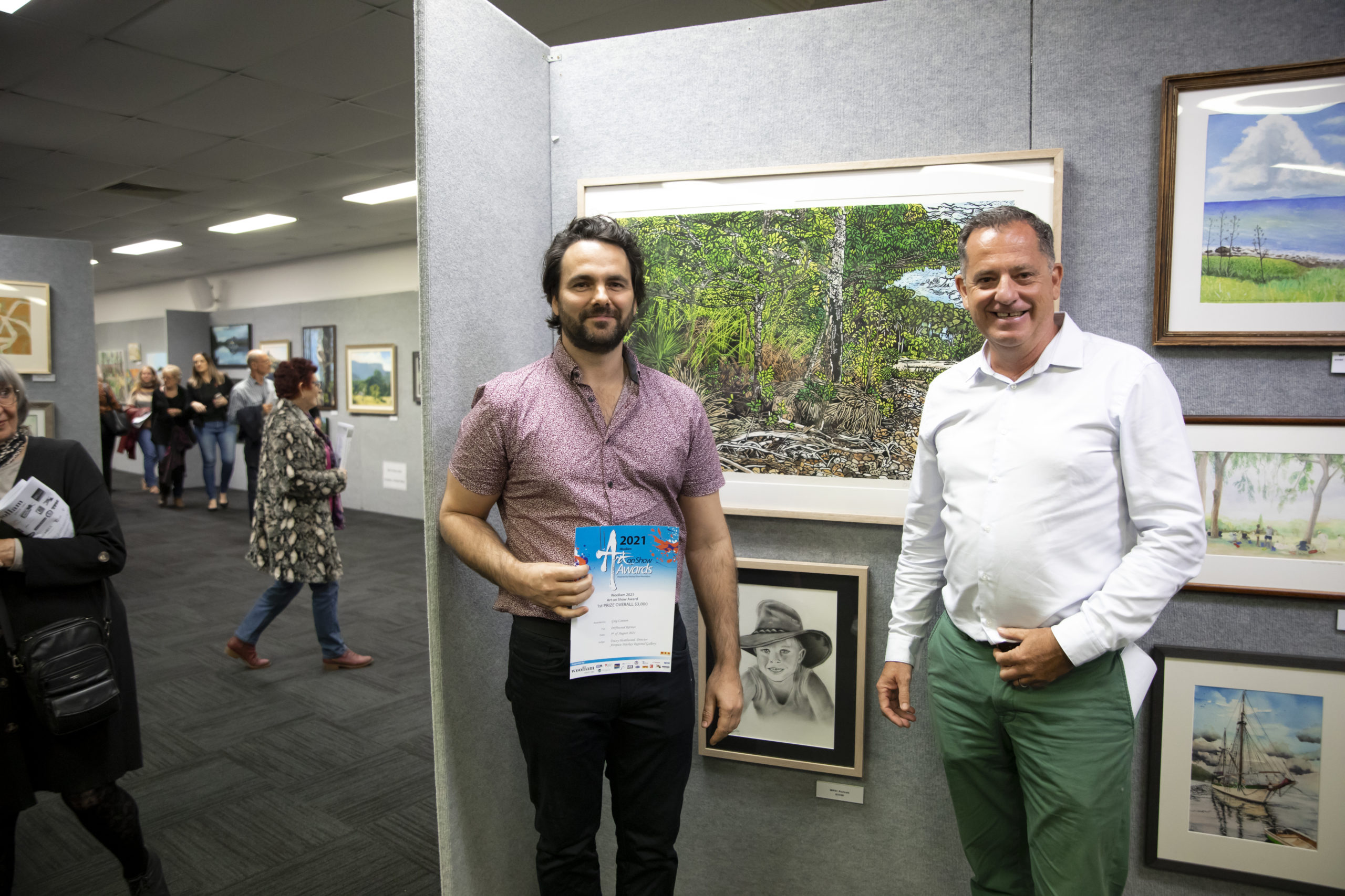 Botanic artist Margaret Lane, joined us in 2016 as part of the Botanical Art interest Group Artists in Residence members. Showcasing the talents of Mackay`s wonderful botanic artist to the wider community.